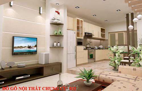 Đồ gỗ nội thất chung cư 33