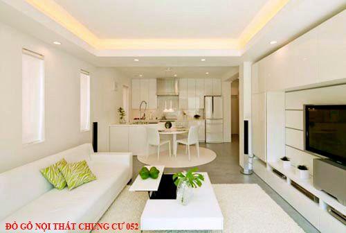 Đồ gỗ nội thất chung cư 52