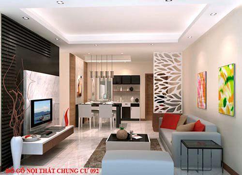Đồ gỗ nội thất chung cư 92