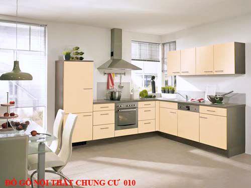 Đồ gỗ nội thất chung cư giá rẻ 010