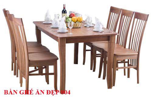Bàn ghế ăn đẹp 004