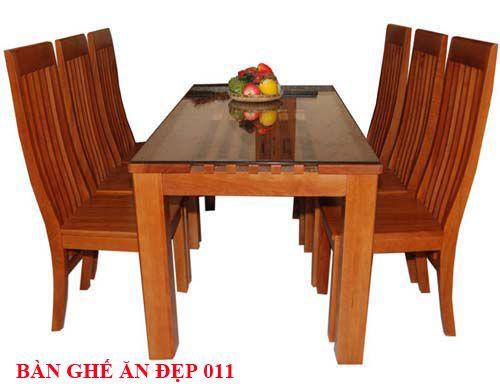 Bàn ghế ăn đẹp 011