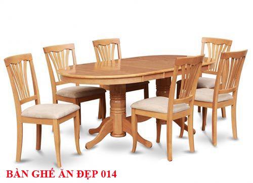 Bàn ghế ăn đẹp 014