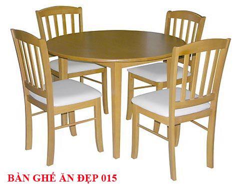Bàn ghế ăn đẹp 015