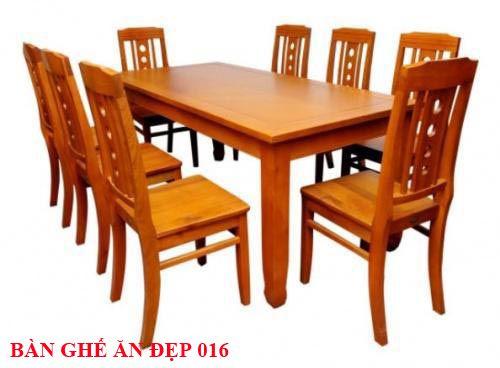 Bàn ghế ăn đẹp 016