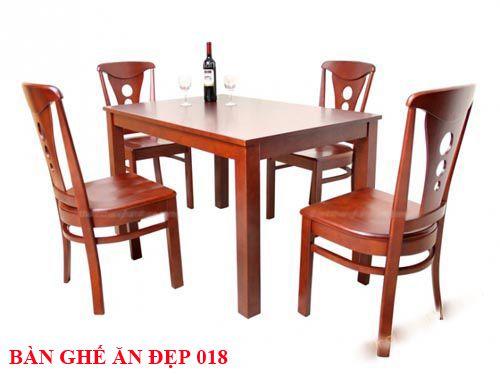 Bàn ghế ăn đẹp 018