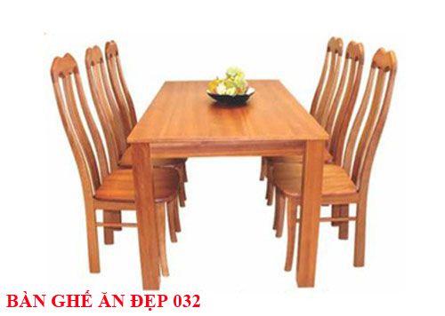 Bàn ghế ăn đẹp 032