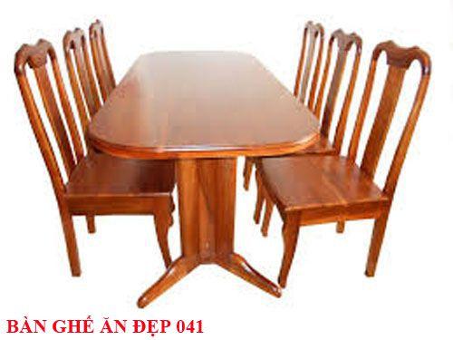 Bàn ghế ăn đẹp 041
