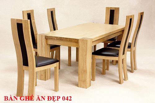 Bàn ghế ăn đẹp 042
