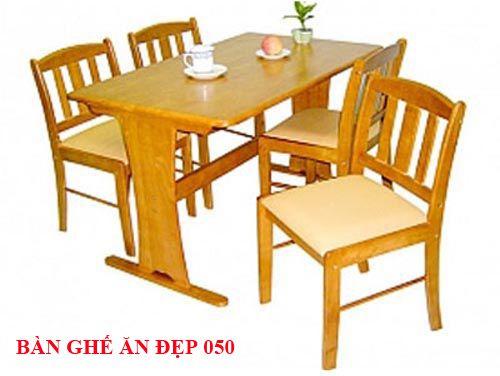 Bàn ghế ăn đẹp 050