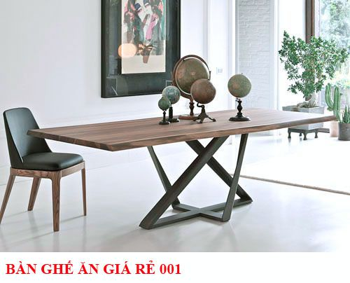 Bàn ghế ăn giá rẻ 001