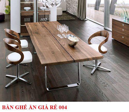 Bàn ghế ăn giá rẻ 004