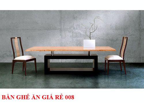 Bàn ghế ăn giá rẻ 008