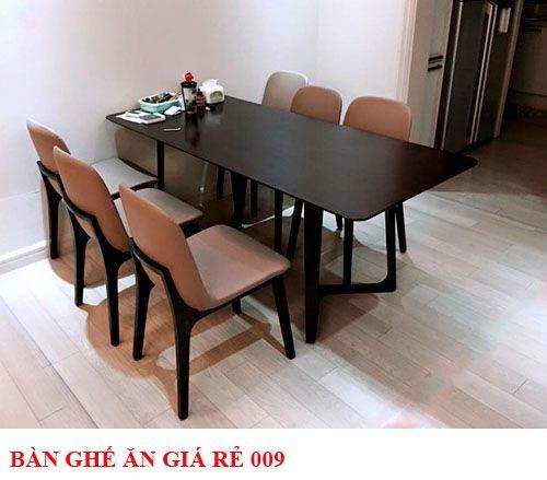 Bàn ghế ăn giá rẻ 009