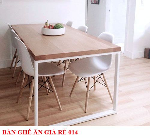 Bàn ghế ăn giá rẻ 014