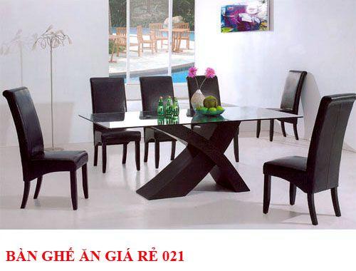 Bàn ghế ăn giá rẻ 021