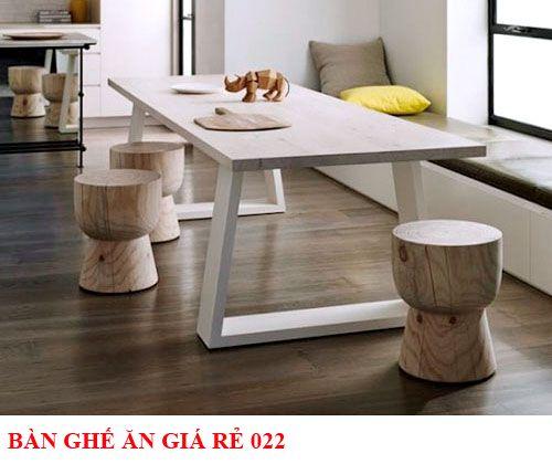 Bàn ghế ăn giá rẻ 022