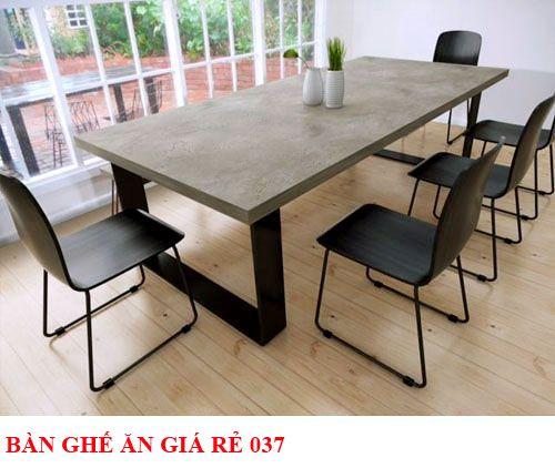 Bàn ghế ăn giá rẻ 037