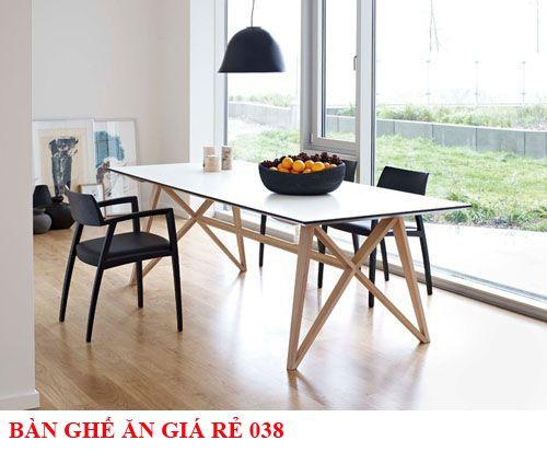 Bàn ghế ăn giá rẻ 038