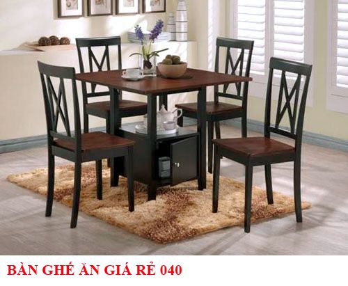 Bàn ghế ăn giá rẻ 040