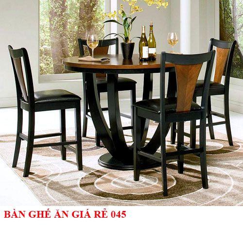 Bàn ghế ăn giá rẻ 045