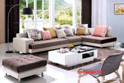 Bàn ghế sofa rẻ đẹp 042