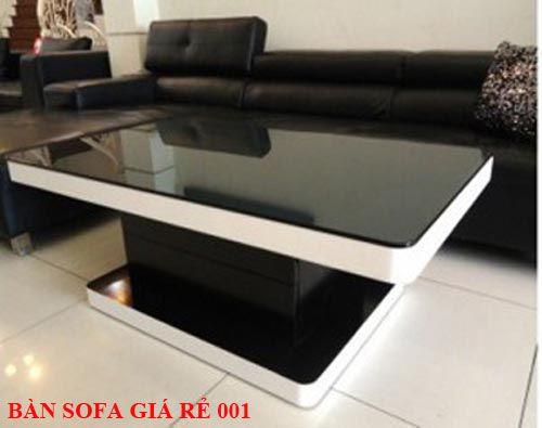 Bàn sofa đẹp 001