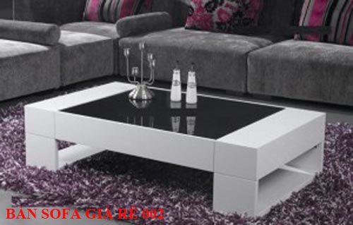 Bàn sofa đẹp 002
