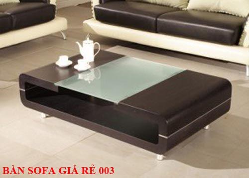 Bàn sofa đẹp 003