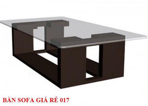 Bàn sofa giá rẻ 017