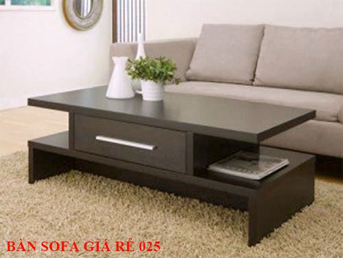 Bàn sofa giá rẻ 025