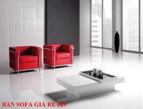 Bàn sofa giá rẻ 029
