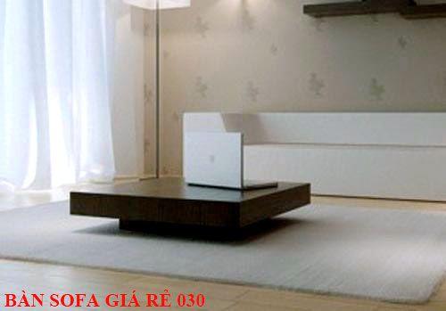 Bàn sofa giá rẻ 030