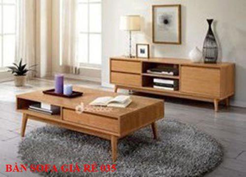 Bàn sofa giá rẻ 035