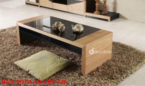 Bàn sofa giá rẻ 036