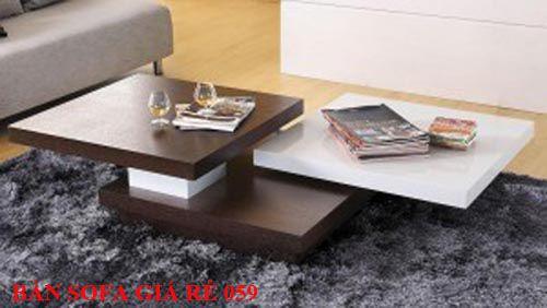 Bàn sofa giá rẻ 059