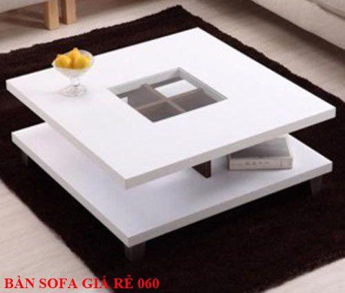 Bàn sofa giá rẻ 060