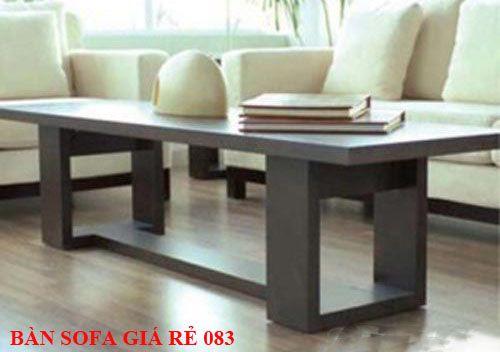 Bàn sofa giá rẻ 083