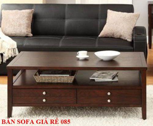 Bàn sofa giá rẻ 085