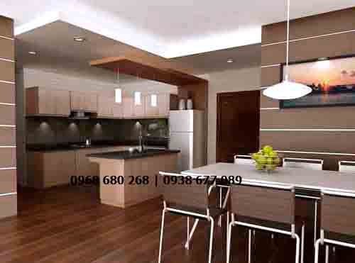 Nội thất nhà bếp rẻ đẹp 025