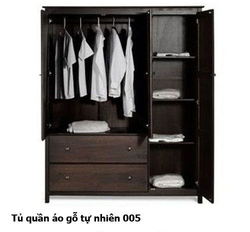 Tủ áo gỗ giá rẻ 005