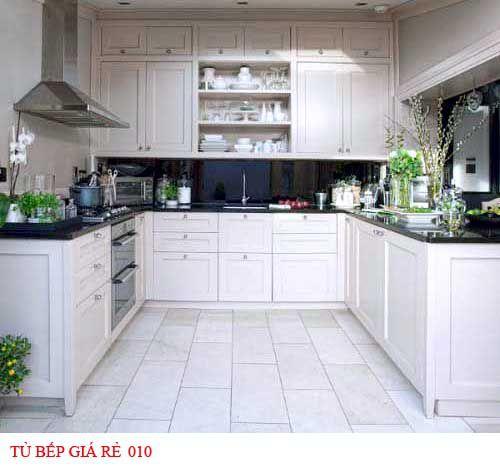 Tủ bếp giá rẻ 010