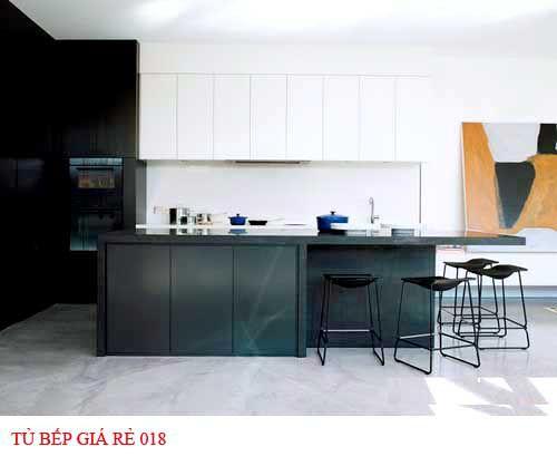 Tủ bếp giá rẻ 018