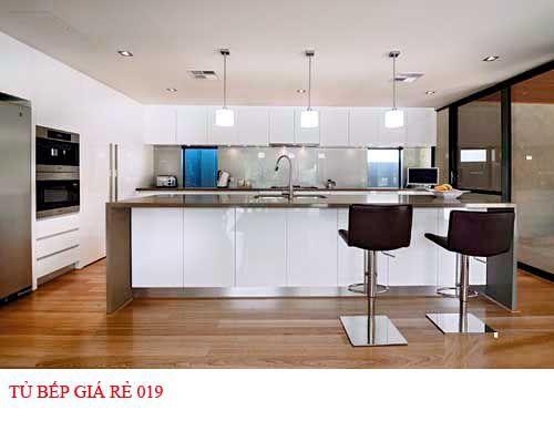 Tủ bếp giá rẻ 019