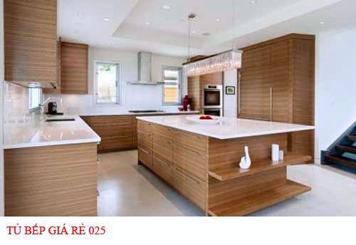 Tủ bếp giá rẻ 025
