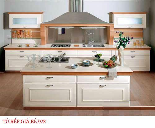 Tủ bếp giá rẻ 028