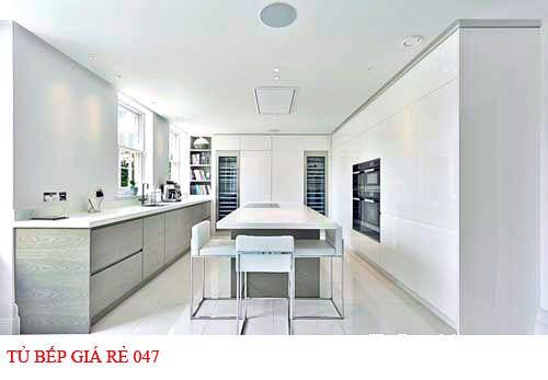 Tủ bếp giá rẻ 047