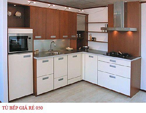Tủ bếp giá rẻ 050