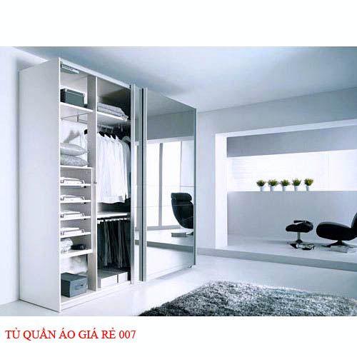 Tủ quần áo đẹp 007