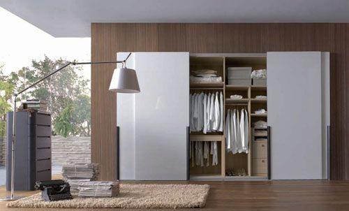 Tủ quần áo gỗ công nghiệp 009